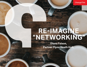 "Re-Imagine ""Networking"""