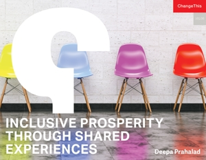 Inclusive Prosperity through Shared Experiences