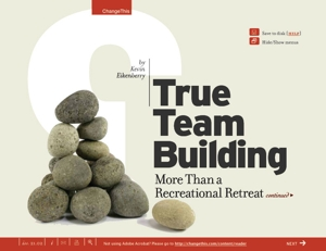 True Team Building: More than a Recreational Retreat