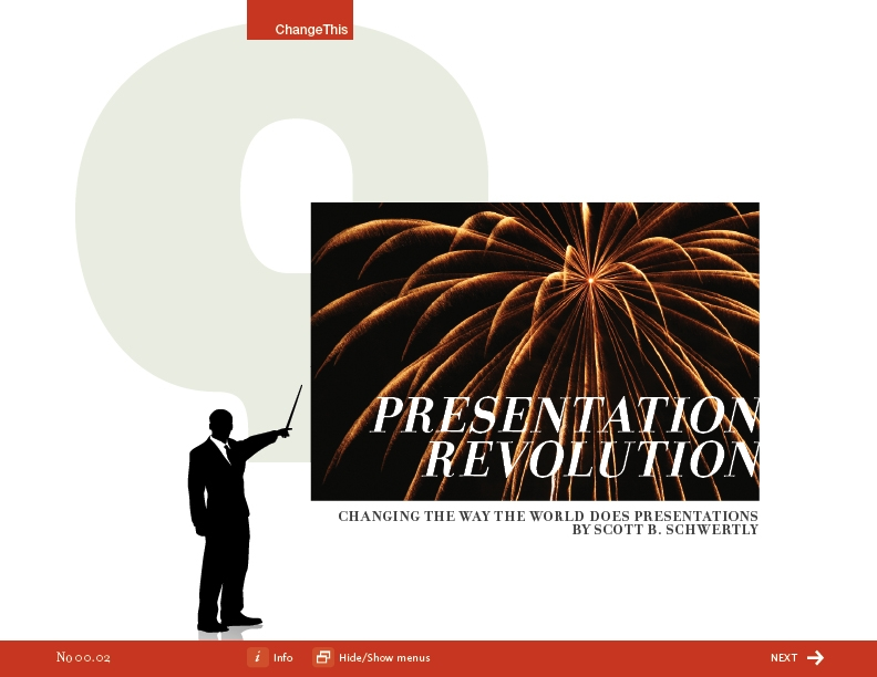 presentation revolution changing the way the world does