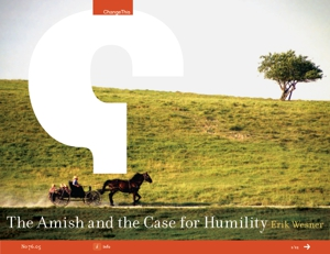 the amish case essay The amish are considered to be somewhat different compared to other societies in today's world the amish culture consists of many unique beliefs that make their ways unlike that of any other culture their lives are very slow and they don't let anything or anyone break up their families.