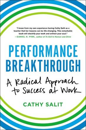 Cathy Salit provides us with tools to keep growing, and teaches us how to take on new roles and mindsets as individuals and organizations.