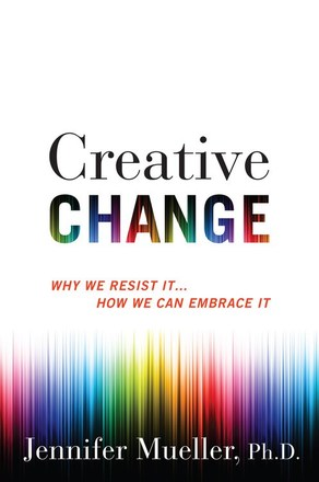 why should we embrace change Think, for instance, about the idea that we should embrace change implicit in this is an assumption that there is a we which is sufficiently the same over time to see other changes come and go.
