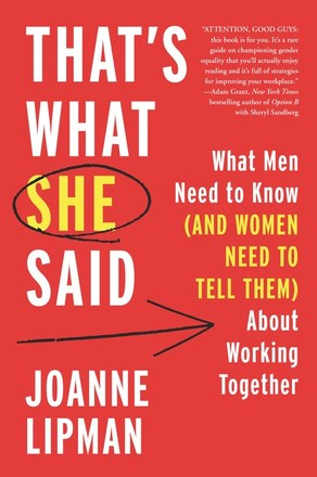 That S What She Said What Men Need To Know And Women