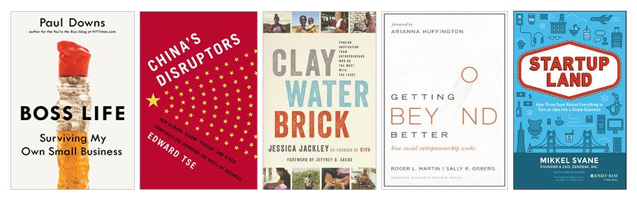 The 800-CEO-READ Book Awards