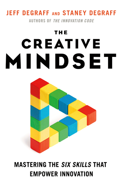 Creative Mindset Mastering the Six Skills That Empower Innovation