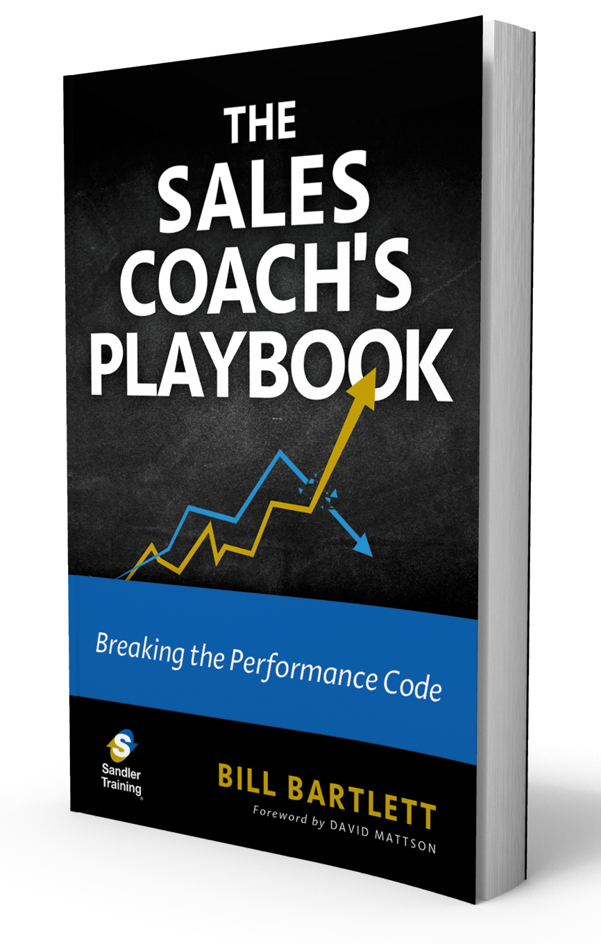 Sales Coach's Playbook Breaking the Performance Code