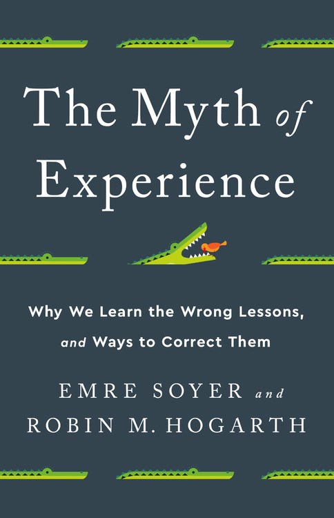 Myth of Experience Why We Learn the Wrong Lessons, and Ways to Correct Them