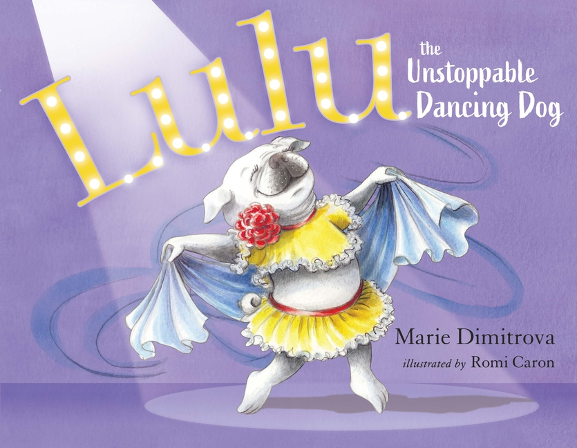 Lulu the Unstoppable Dancing Dog