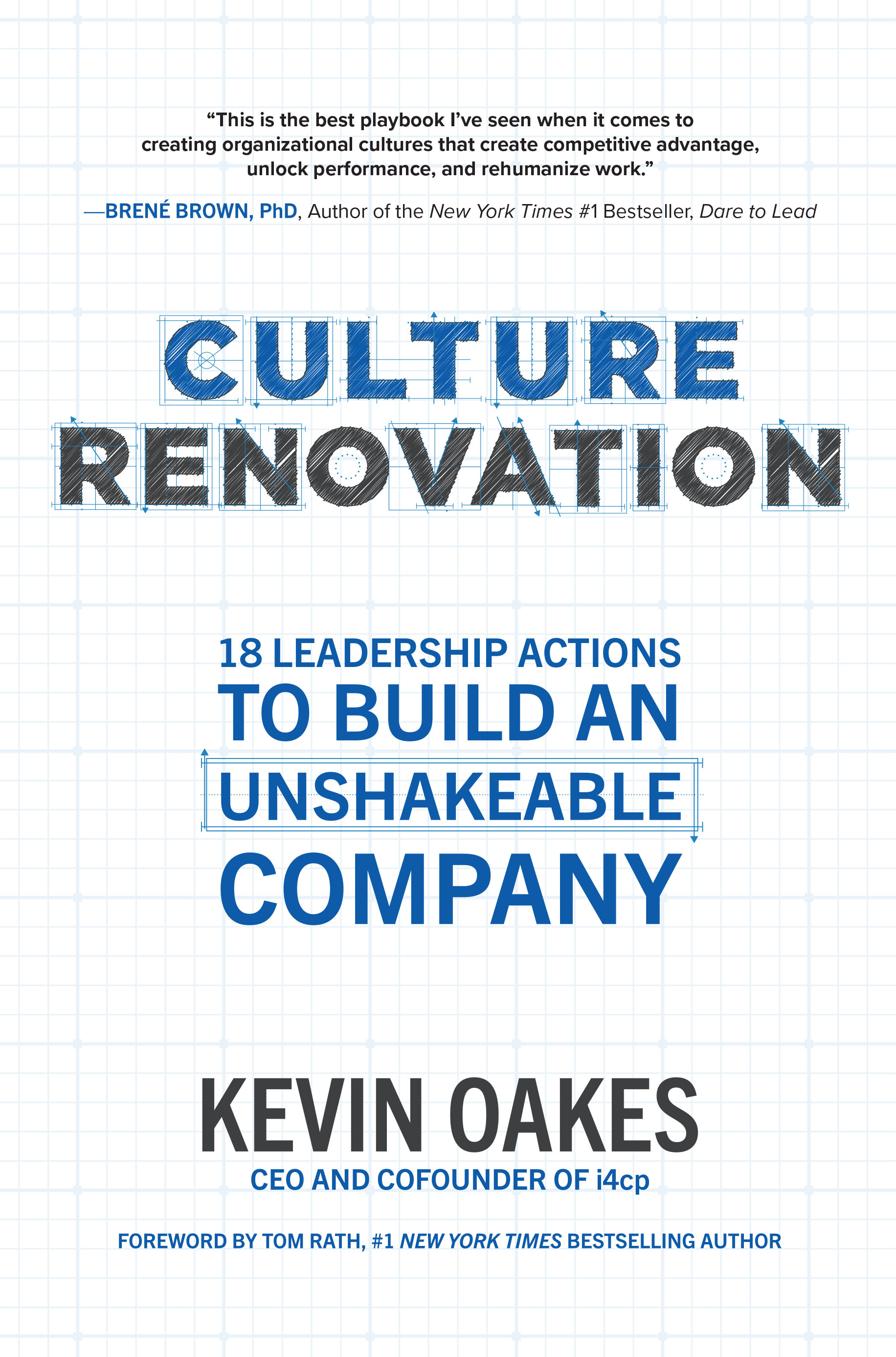 Culture Renovation 18 Leadership Actions to Build an Unshakeable Company