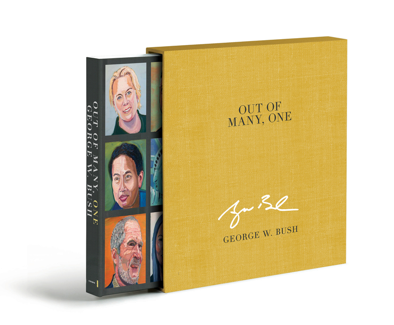 Out of Many, One (Deluxe Signed Edition): Portraits of America's Immigrants