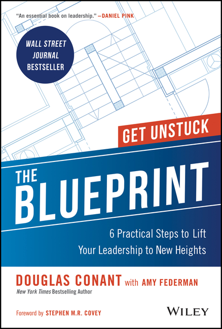 Blueprint 6 Practical Steps to Lift Your Leadership to New Heights